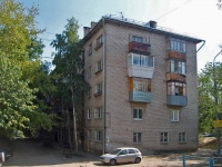 neighbour house: st. Sredne-sadovaya, house 59. Apartment house with a store on the ground-floor