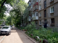 Samara, Sredne-sadovaya st, house 3. Apartment house
