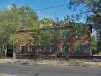 Samara, st Stavropolskaya, house 53. Apartment house