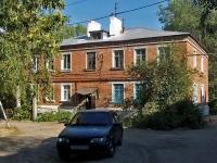 Samara, st Stavropolskaya, house 57А. Apartment house