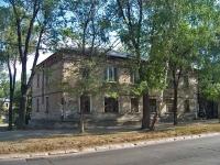 Samara, st Stavropolskaya, house 57. Apartment house