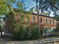 Samara, st Stavropolskaya, house 59А. Apartment house