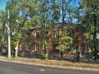 Samara, st Stavropolskaya, house 59. Apartment house
