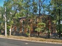 Samara, st Stavropolskaya, house 59. Apartment house