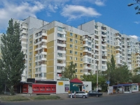 Samara, st Stavropolskaya, house 63. Apartment house