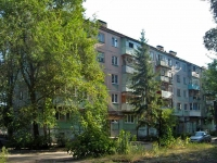 Samara, st Stavropolskaya, house 82. Apartment house