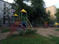 Samara, Stavropolskaya st, house 111. Apartment house