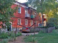Самара, улица Ставропольская, дом 114. многоквартирный дом