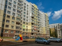 Samara, st Stavropolskaya, house 74Б. Apartment house