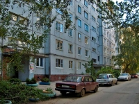 Самара, улица Ставропольская, дом 167. многоквартирный дом