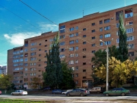 Samara, Stavropolskaya st, house 169. Apartment house