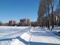 Samara, alley Tashkentskiy. park