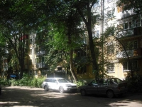 Samara, Stara-Zagora st, house 65. Apartment house with a store on the ground-floor