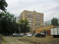 neighbour house: st. Stara-Zagora, house 90. Apartment house