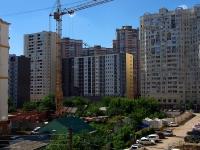 Samara, st Stara-Zagora, house 46/СТР. building under construction