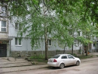 neighbour house: st. Stara-Zagora, house 159А. Apartment house