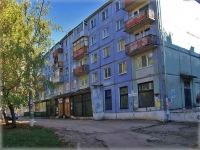 Samara, Stara-Zagora st, house 164. Apartment house
