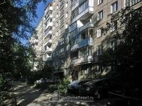 Samara, Stara-Zagora st, house 165. Apartment house