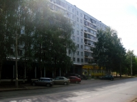 Samara, Stara-Zagora st, house 31. Apartment house