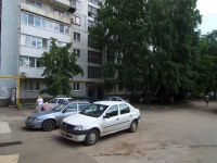 Samara, Stara-Zagora st, house 43. Apartment house
