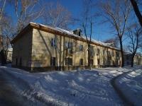 Samara, alley Stroiteley, house 1. Apartment house