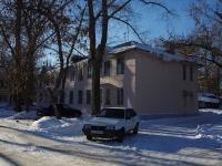 Самара, Строителей (Куйбышевский) переулок, дом 3. многоквартирный дом
