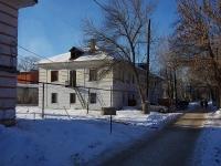 Samara, alley Stroiteley, house 9. Apartment house