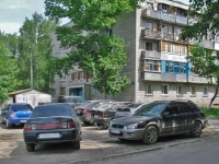 Samara, 3rd Ln, house 55А. Apartment house