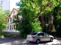 Samara, 3rd Ln, house 41. Apartment house