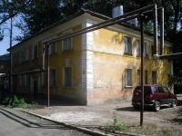 Самара, Беломорский переулок, дом 9. многоквартирный дом