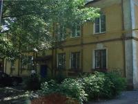 Самара, Беломорский переулок, дом 1. многоквартирный дом