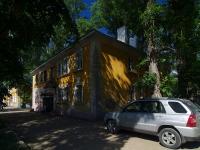 Самара, Беломорский переулок, дом 3. многоквартирный дом
