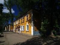 Самара, Беломорский переулок, дом 5. многоквартирный дом