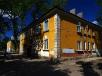 Самара, Беломорский переулок, дом 7. многоквартирный дом