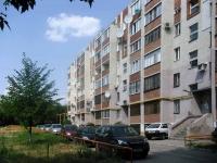 Samara, st Ussuriyskaya, house 2А. Apartment house