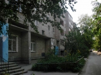 Samara, Ussuriyskaya st, house 3. Apartment house