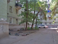Samara, Fizkulturnaya st, house 2. Apartment house