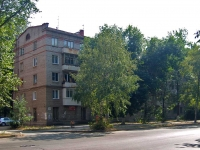 Samara, Fizkulturnaya st, house 37. Apartment house