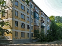 Samara, Fizkulturnaya st, house 39. Apartment house