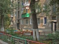 Samara, Fizkulturnaya st, house 74. Apartment house with a store on the ground-floor