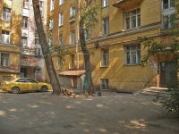 Samara, Fizkulturnaya st, house 76. Apartment house with a store on the ground-floor