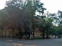 Samara, Fizkulturnaya st, house 86. Apartment house