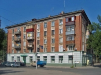 Samara, Fizkulturnaya st, house 96. Apartment house