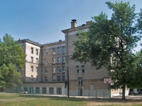 neighbour house: st. Fizkulturnaya, house 98Б. gymnasium №2