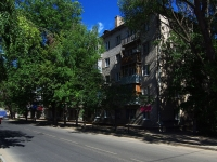 Samara, Fizkulturnaya st, house 121. Apartment house