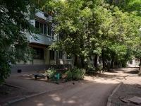 Samara, st Fizkulturnaya, house 21. Apartment house