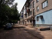 Samara, Fizkulturnaya st, house 17. Apartment house