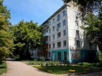 neighbour house: st. Fizkulturnaya, house 25. Apartment house with a store on the ground-floor