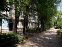 Самара, улица Физкультурная, дом 27. многоквартирный дом