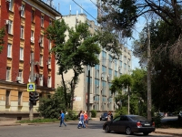 Samara, Fizkulturnaya st, house 90. multi-purpose building